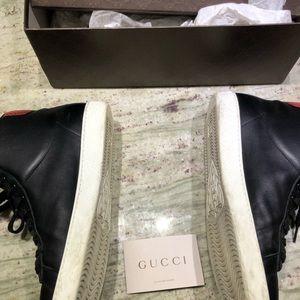 Gucci Shoes - Gucci hightop sneaker